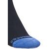 Craghoppers NosiLife Travel Calze Uomo Twin Pack blu/nero